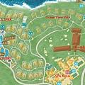 Ayana villa map