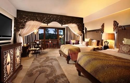Ayana Resort Rooms