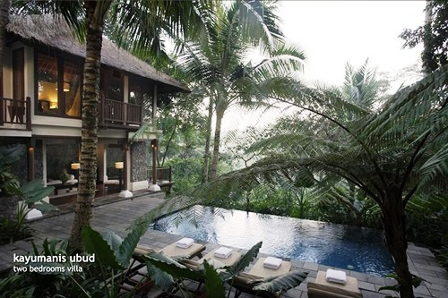 Kayumanis Ubud 2 Bed