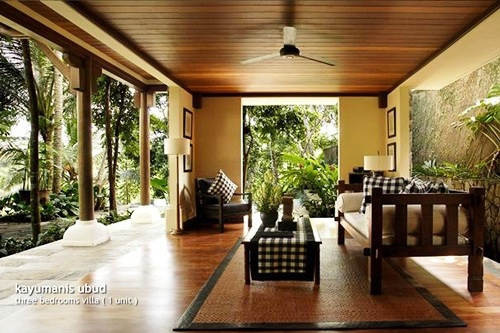 Kayumanis Ubud 3 Bed