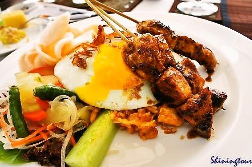 Kayumanis Ubud Breakfast