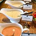 St Regis bali boneka breakfast