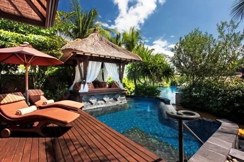ST Regis Bali Lagoon VIlla