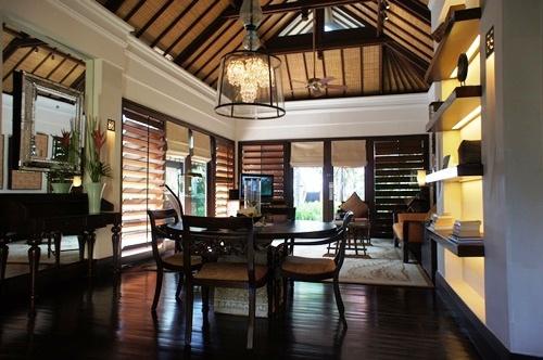 ST Regis Bali Villa Living Area