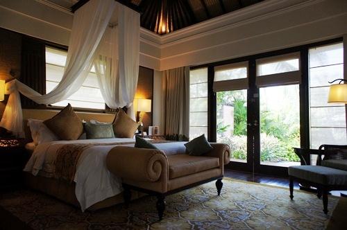 ST Regis Bali Villa Master Room