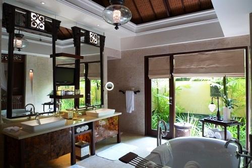 ST Regis Bali Villa Bathroom