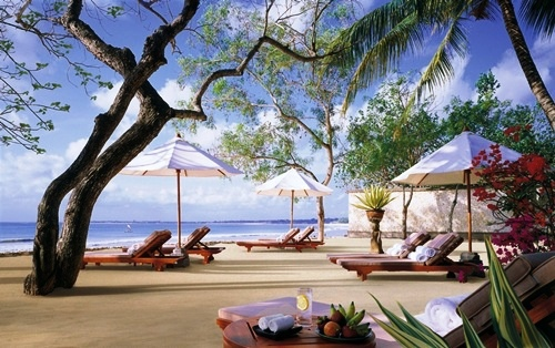 Four Seasons Jimbaran Coconut Grove