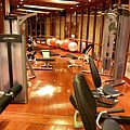 Four Seasons Sayan Gym
