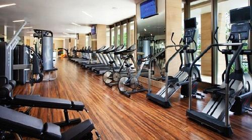 Mulia Resort Gym