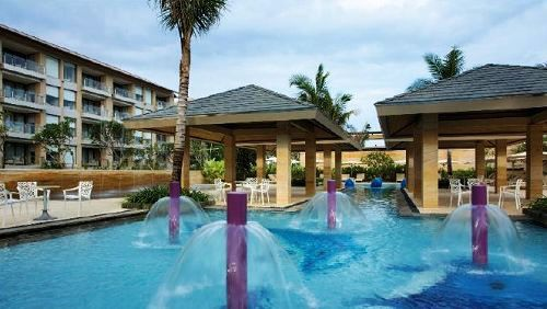 Mulia Resort kid's pool