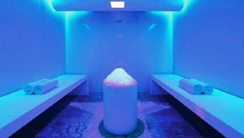Mulia Resort spa