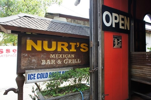 Naughty Nuri's W Ubud