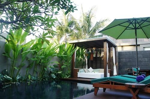 Marvelous One Bedroom Pool Villa