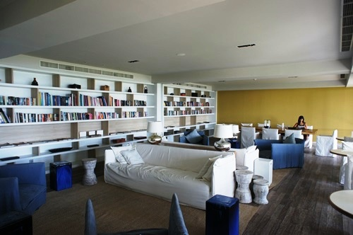 Alila Villas Soori The Reading Room
