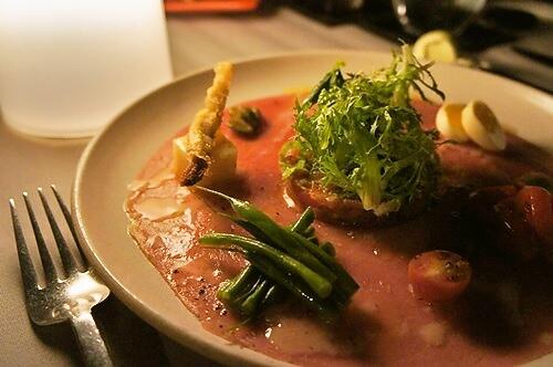 Alila Villas Soori Ombak Restaurant