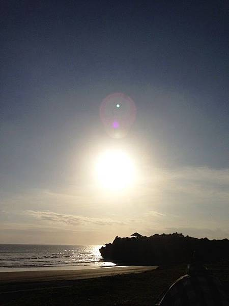 Alila Soori Sunset