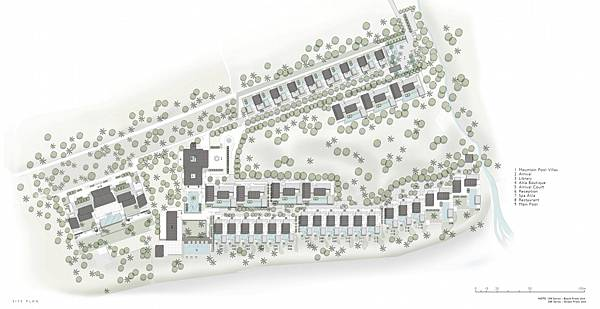 alila Villas Soori Map