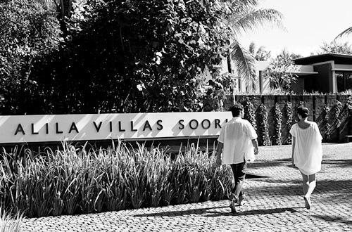 Alila Villas Soori lifestyle