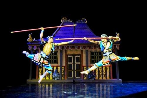 Devdan Show at Bali Nusadua Theatre
