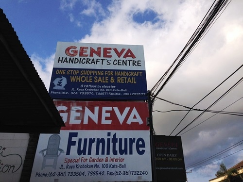 Geneva Handicraft Centre