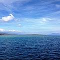 Menjaggan islands 浮潛