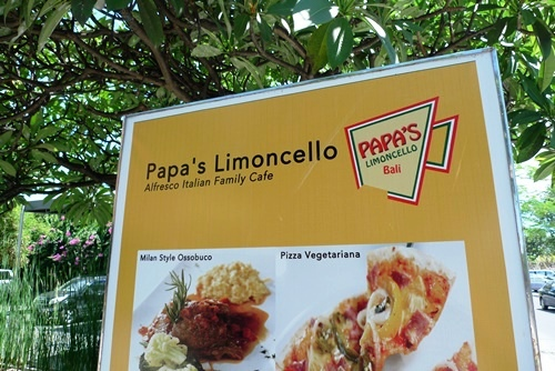 Papa's Limoncello Cafe