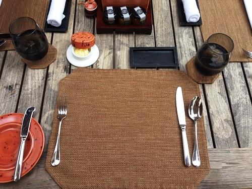 Regent Bali Layang Layang Restaurant B'fast