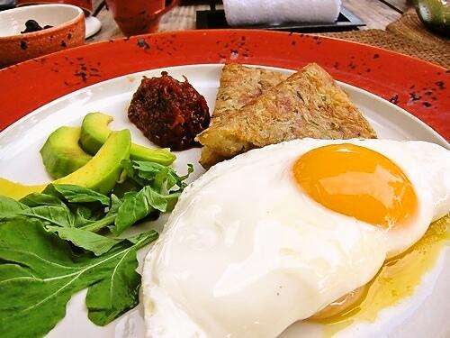 Sunnyside Eggs Freestyle