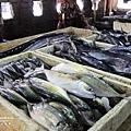 金巴蘭魚市場