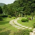 南庄民宿~庭院