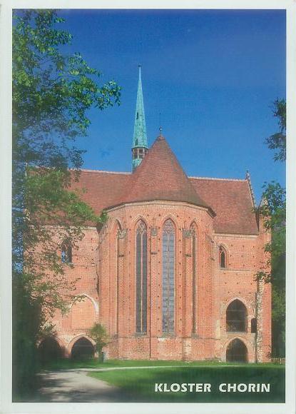 Deutschland_Kloster Chorin