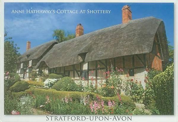 United Kingdom_Stratford-upon-avon_Anne Hathaway's Cottage