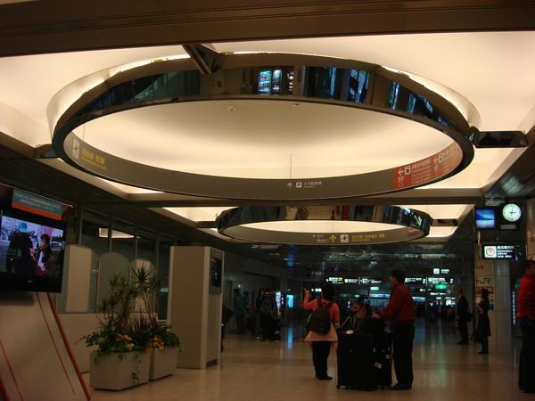 新千歲機場大廳
