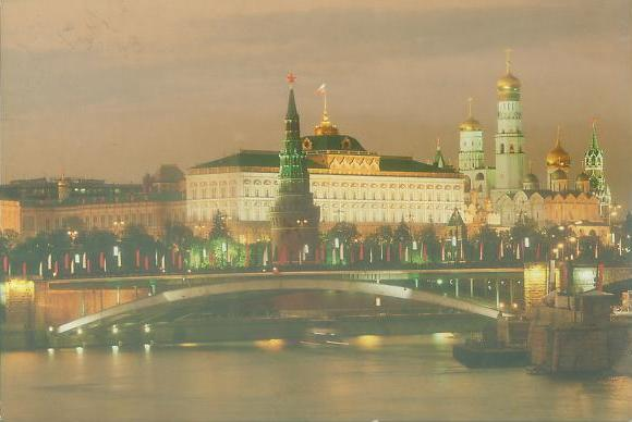 Russia_Moscow Kremlin