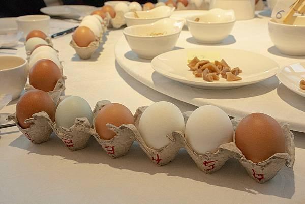 不同的蛋有不同的風味-欣葉菜脯蛋-徐仲課程