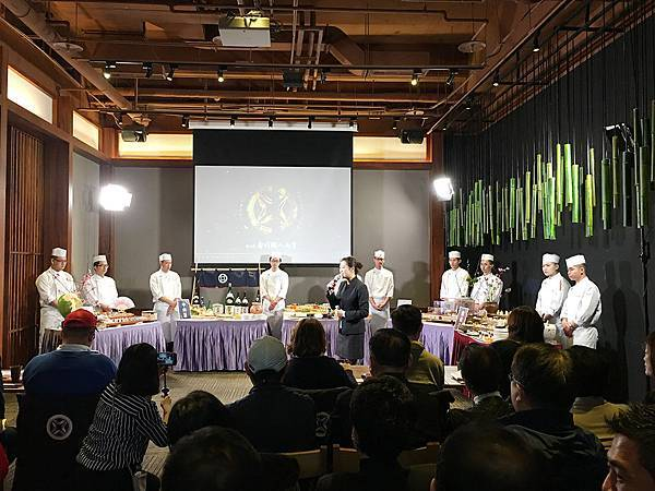 第四屆欣葉日本料理職人大賞現場五隊料理競賽.JPG