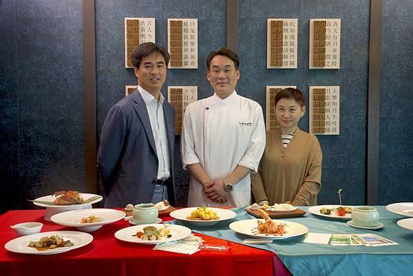 廚師、飲食文化研究者與視覺設計師,聯手化出環遊台灣套餐.jpg