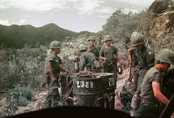 韓國參與越南戰爭