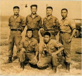 鄭明析參與越戰