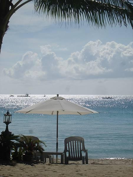 長灘島的海灘