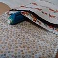 990625和風筆袋(萬用袋)-薔薇橘.紫の桜4.jpg