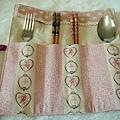 990701樂活餐具袋[くるくるはし袋]-舞動芭蕾5.jpg