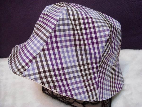 990715雙面漁夫帽-紫漾點點3.jpg