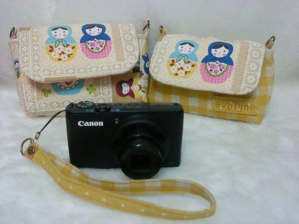 991102Canon S95相機包-俄羅斯娃娃[デジカメケース-くるみ]2.jpg