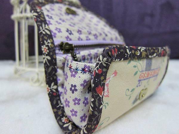 991110巧巧零錢包-金蔥紫鳥籠[財布]5.jpg