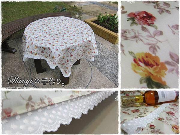 1000203玫瑰花佐蕾絲防水桌布.jpg