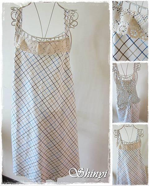 1000501日雜圍裙[エプロン。apron]-藍白格紋.jpg