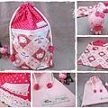 1000825雙面束口袋-粉紅玫瑰kitty[キンチャク.巾着トート ].jpg
