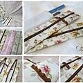 wedding_1000826_拉鏈筷袋-古典玫瑰(防水布) [箸袋chopsticks case].jpg
