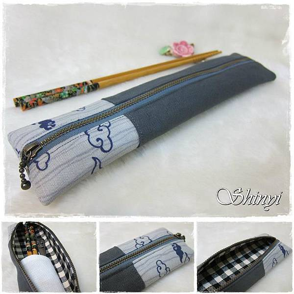 wedding_1000905_拉鏈筷袋-男版灰之風起雲湧 [箸袋chopsticks case].jpg